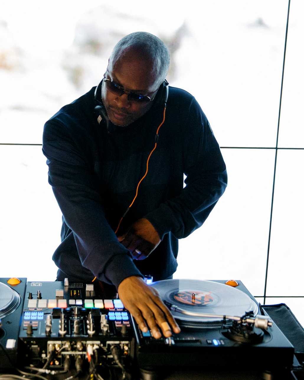 DJ Jazzy Jeff Paul & Shark London Store Opening